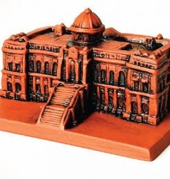 Ahsan Manzil Terracotta Version