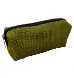 Jute Pencil/Medicin Bag